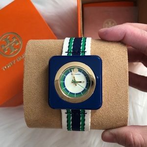NEW TORY BURCH WATCH AUTHENTIC
